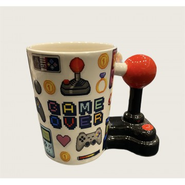 """Tazza """"Game Over"""""""